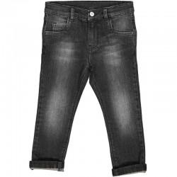 Trybeyond 32994 Jeans nero bambino