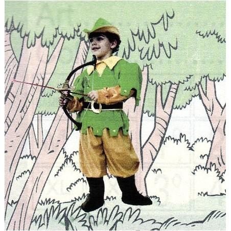 0406 Costume Piccolo Robin