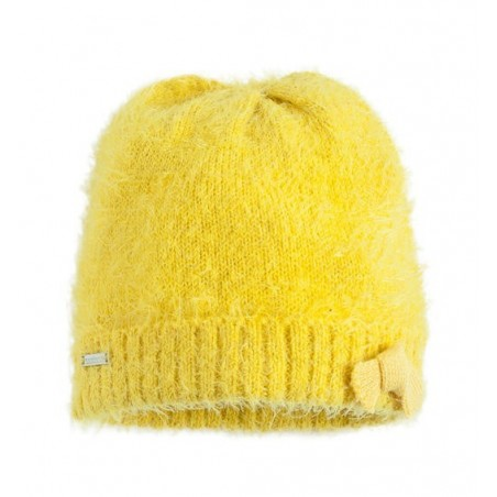 Sarabanda 0T030 Cappello giallo bambina