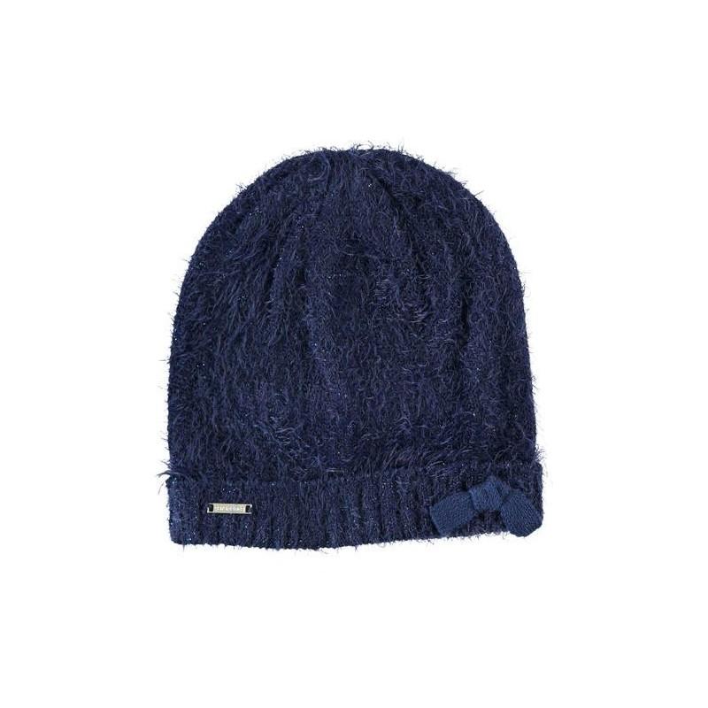 Sarabanda 0T030 Cappello blu bambina