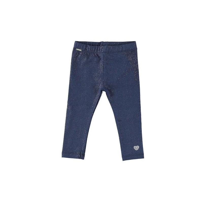 Sarabanda DT850 Girl Blue Leggings