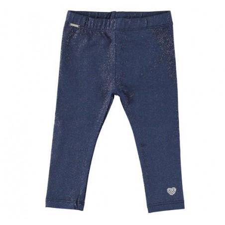 Sarabanda DT850 Leggings blu bambina
