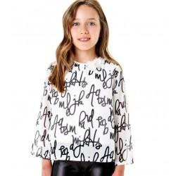 Sarabanda 0T416 Camicia ragazza