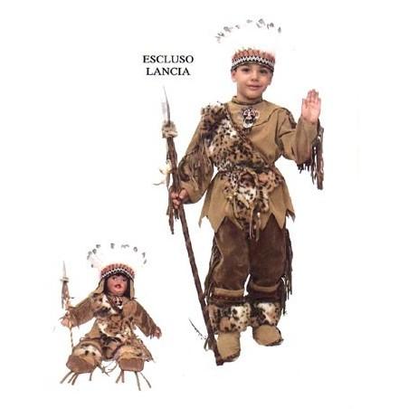 0372 Costume Grande capo indiano
