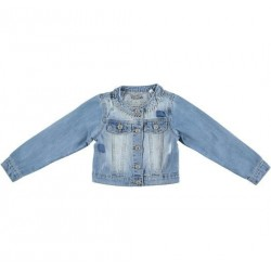 Sarabanda 0U464 Jacket jeans light girl