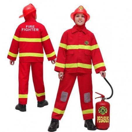 1539 Costume Pompiere