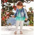 Sarabanda 0U201 Camicetta bambina