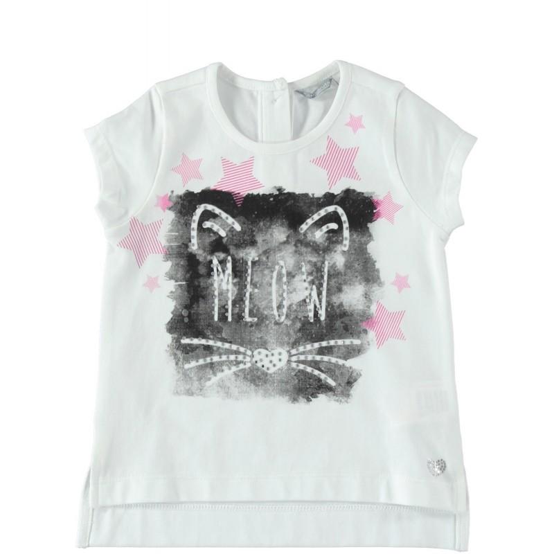 Sarabanda 1U771 Girls' T-shirt