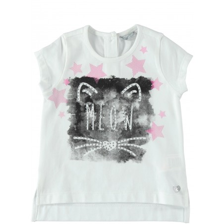 Sarabanda 1U771 T-shirt bambina