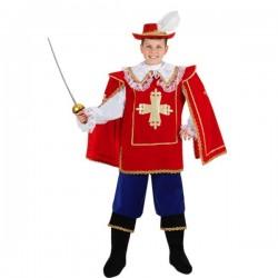 1607 Costume Moschettiere