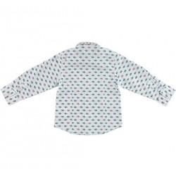 Sarabanda 0U111 camicia bambino