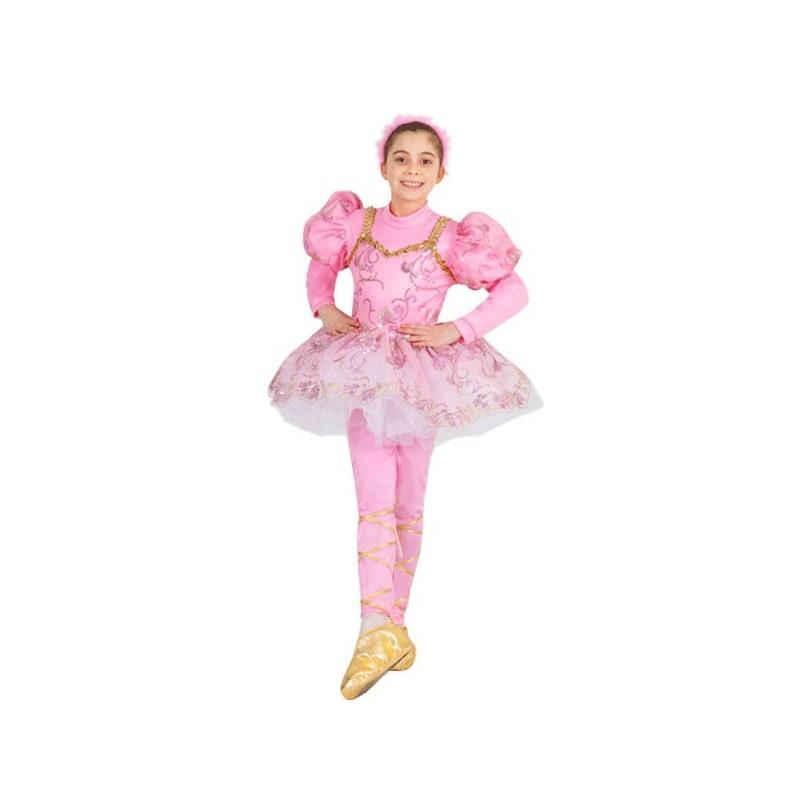 1608 Ballerina rosa