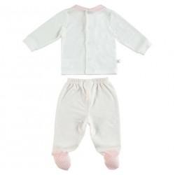 Minibanda 3U600 Tutina spezzata neonata