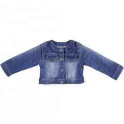 Sarabanda 0U238 Giubbetto jeans bambina