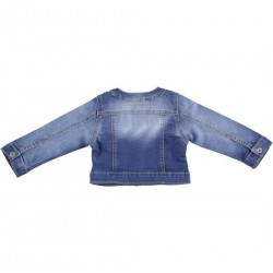 Sarabanda 0U238 Jacket jeans girl