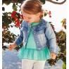 Sarabanda 0U238 Jacket jeans light girl
