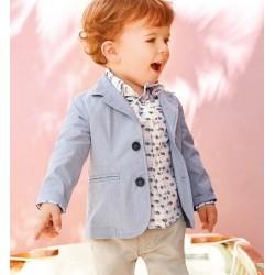 Sarabanda 0U161 Giacca elegante bambino
