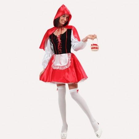 4040 Costume Cappuccetto rosso