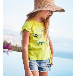 Sarabanda DU058 Girl T-shirt