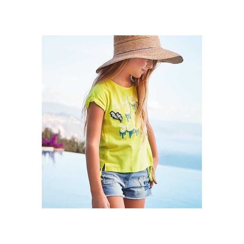 Sarabanda DU058 T-shirt ragazza