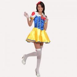 4058 Costume Biancaneve