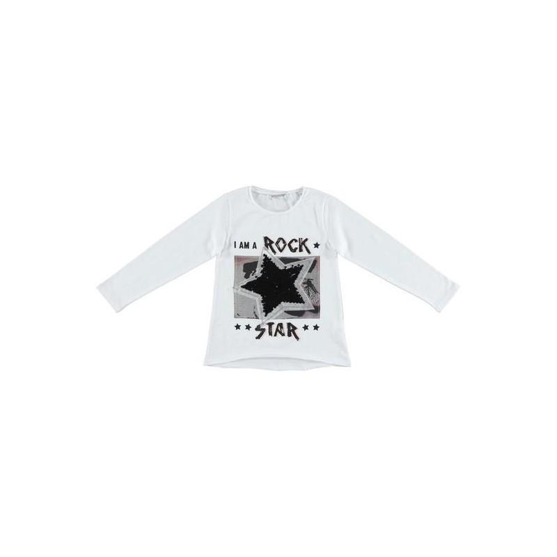 Sarabanda 0U434 T-shirt ragazza