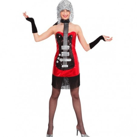 3176 Costume Lady rock