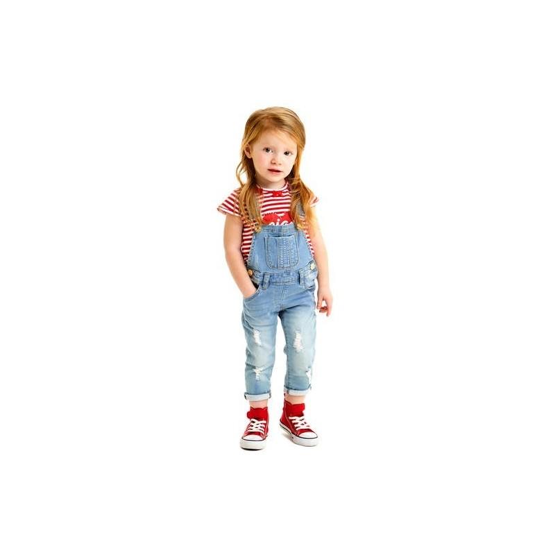 Sarabanda 0U219 Salopette bambina