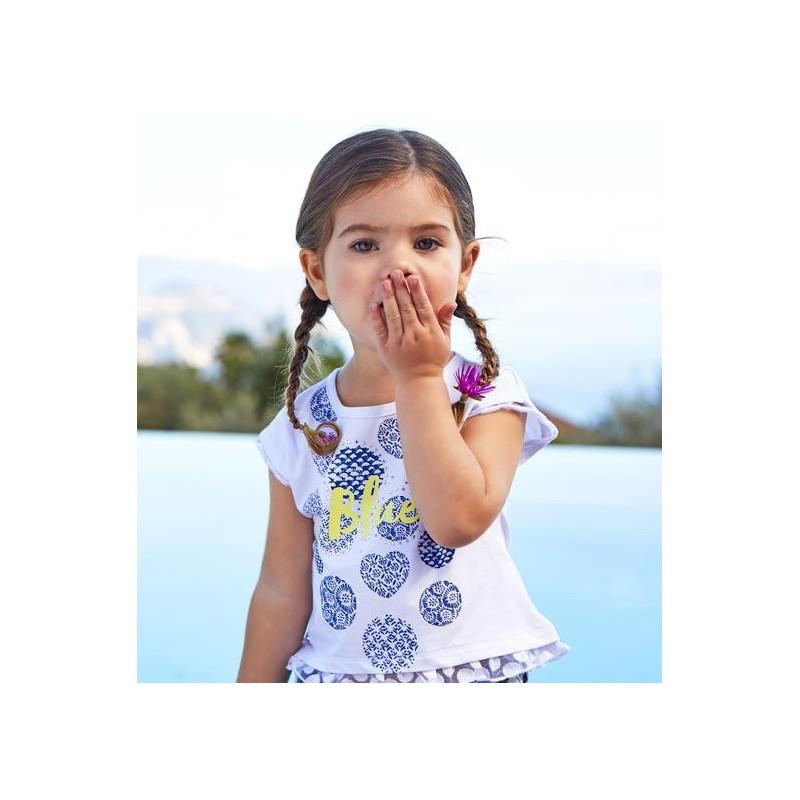 Sarabanda DU086 T-shirt bambina