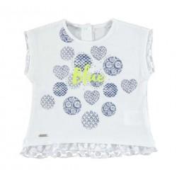 Sarabanda DU086 Girls' T-shirt