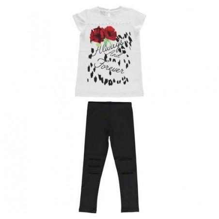 Sarabanda 0U403 Girl Outfit
