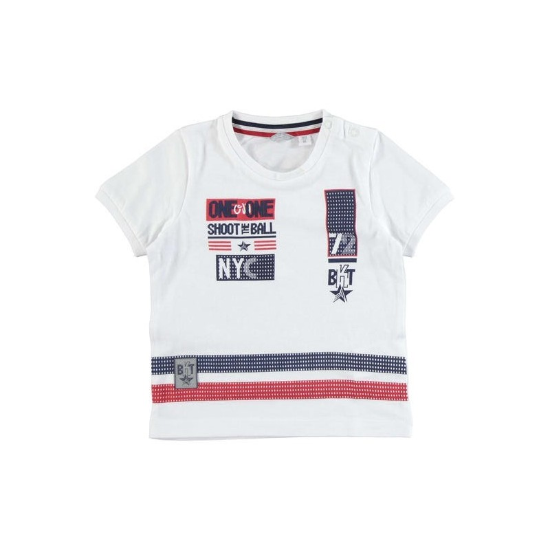 Sarabanda DU824 T-shirt bambino