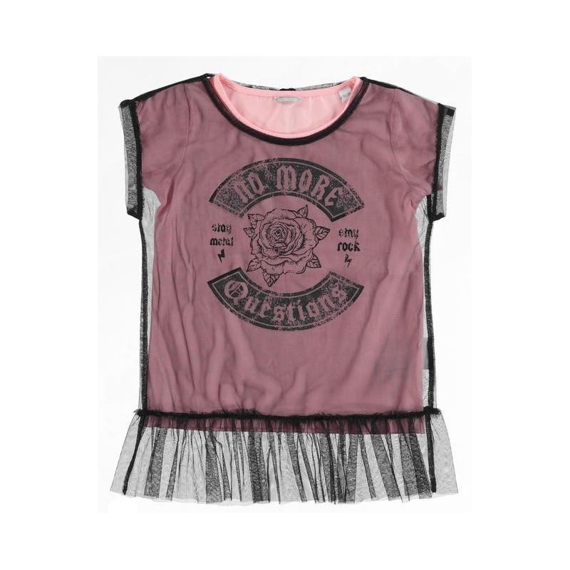 Sarabanda 0U436 T-shirt ragazza
