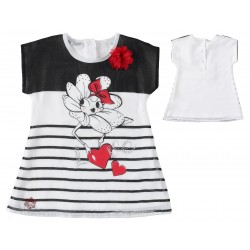 Sarabanda 0U594 Girl's Dress