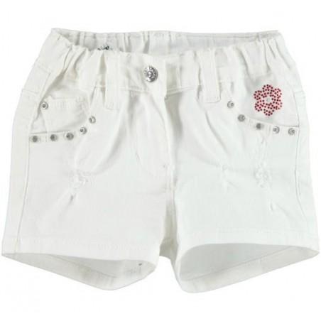 Sarabanda 0U574 Shorts bambina