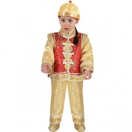 0051 Costume Imperatore cinese