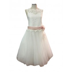 March 1822 Girl Ceremony Dress