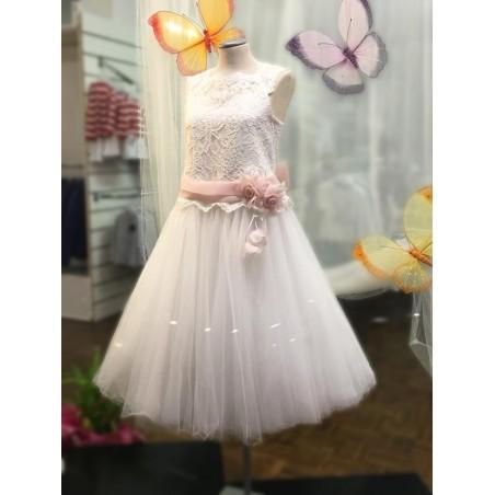 March 1822 Girl Ceremony Dress