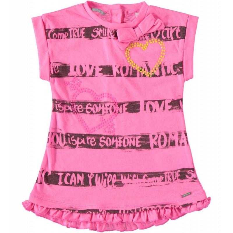 Sarabanda 0S595 Baby Fluo Dress