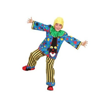 1212 Clown with wig