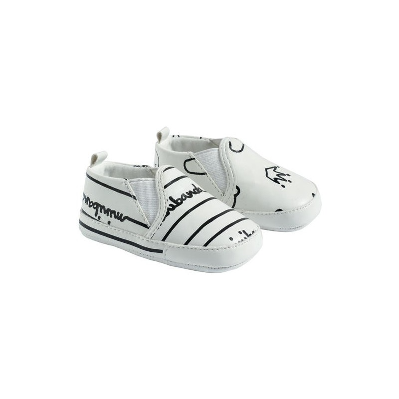 Minibanda 3U332 Newborn Shoes