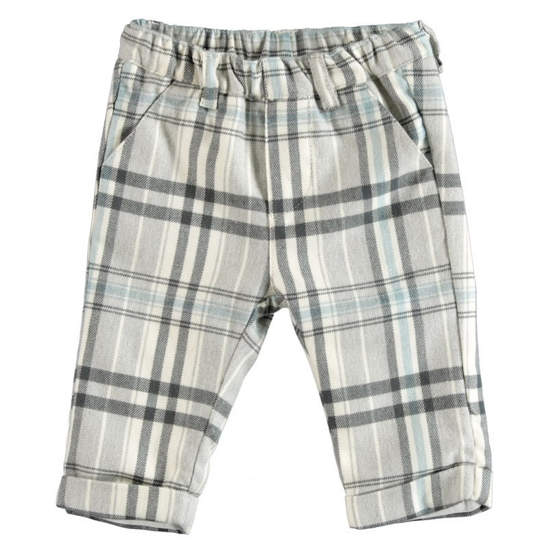 Minibanda 3V649 Baby Chess Pants