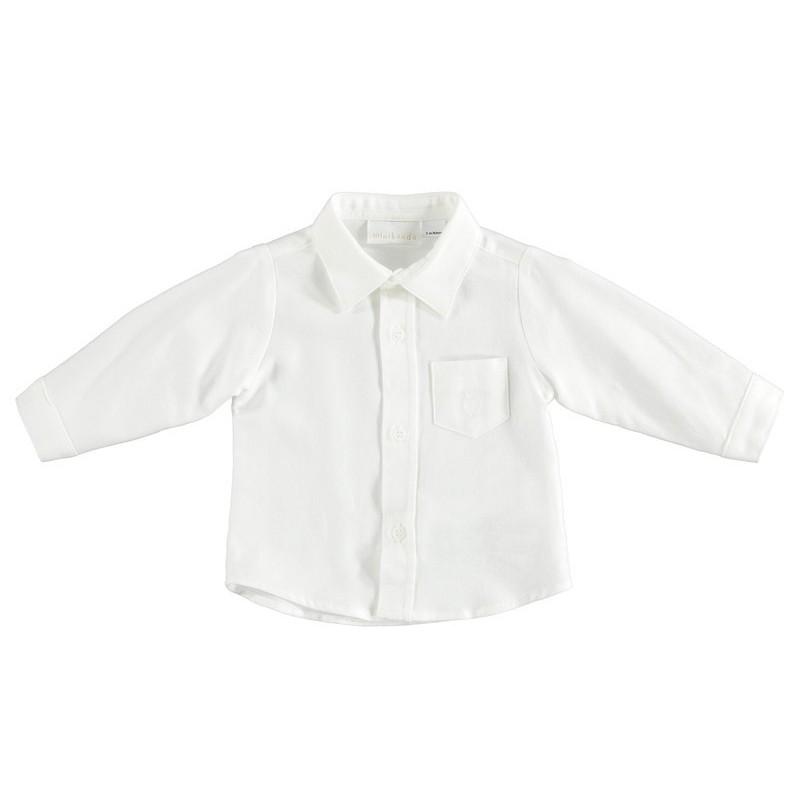 Minibanda 3V627 Camicia neonato