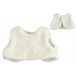 Minibanda 3V790 Newborn Fur Vest