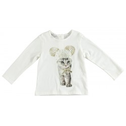 Sarabanda DV851 T-shirt bambina
