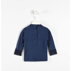 Sarabanda 0V204 Lupetto blu bambina