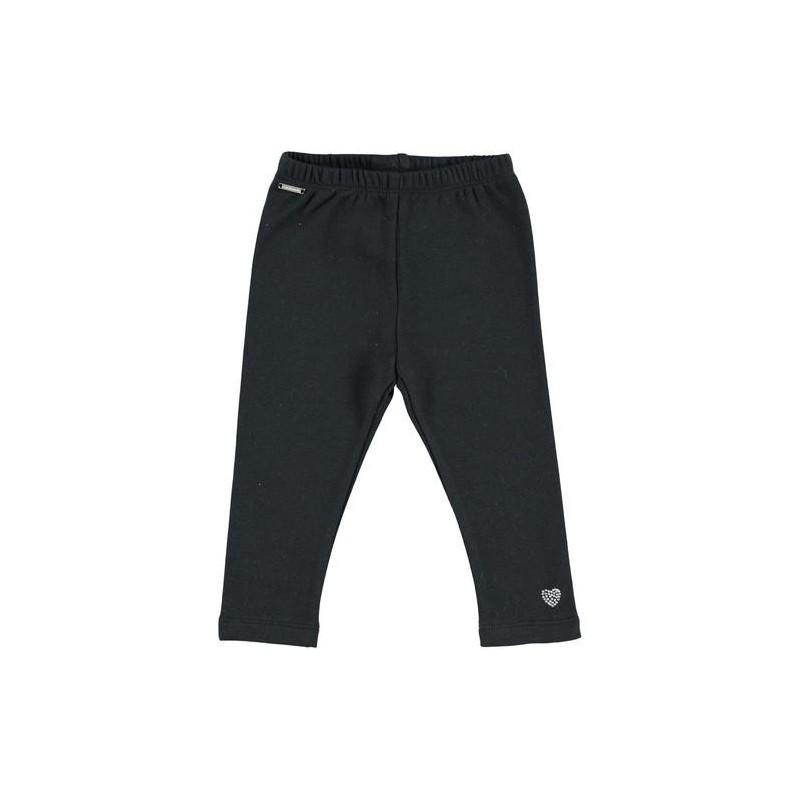 Sarabanda 0V239 Leggings black girl sweatshirt