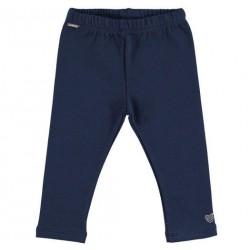 Sarabanda 0V239 Girl Blue Sweatshirt Leggings