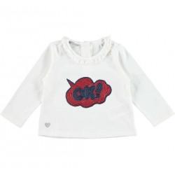 Sarabanda DV150 T-shirt bambina