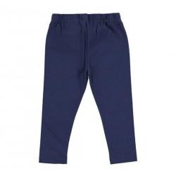 Sarabanda DV860 Leggings blu bambina